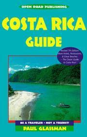 Open Road's Costa Rica Guide
