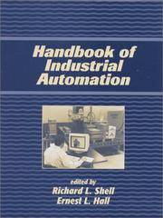 Handbook of Industrial Automation (Hardcover)