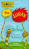 image of THE LORAX: A Dr. Seuss Book and Cassette Classic