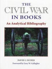 The Civil War In Books