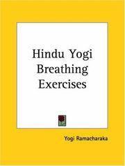 Hindu-Yogi Breathing Exercises