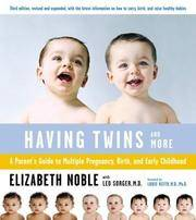 image of Having Twins - and More