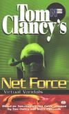 image of Virtual Vandals (Tom Clancy's Net Force)