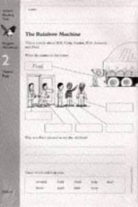 image of Oxford Reading Tree: Stage 8: Workbooks: Workbook 2: The Rainbow Machine and The Flying Carpet (Pack of 30)