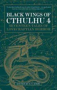 Black Wings of Cthulhu vol. 4