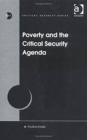 Poverty and the Critical Security Agenda