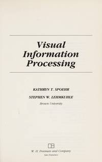 Visual Information Processing