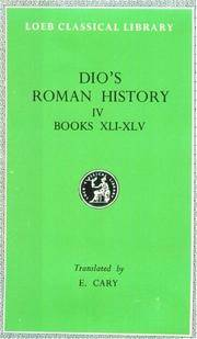 image of Roman History, Volume IV