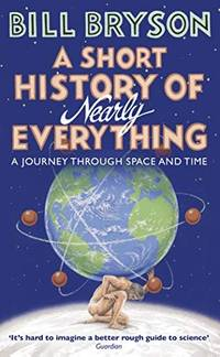 image of A Short History of Nearly Everything.