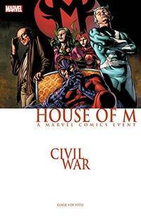 Civil War: House of M by  Christos Gage - Paperback - First Edition, First Printing.  - 2016 - from McPhrey Media LLC (SKU: 134311)