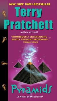 image of Pyramids (Discworld)