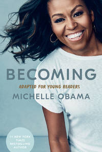 image of Becoming: Adapted for Young Readers