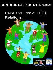 Race and Ethnic Relations 2000/2001 (Annual Editions) by John Kromkowski (Editor) - Paperback - 2000 - from New Book Sale and Biblio.co.uk