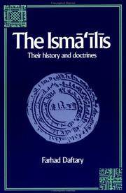The Isma'ilis : Their History and Doctrines