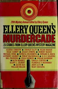 Ellery Queen's murdercade  23 stories from Ellery Queen's mystery magazine