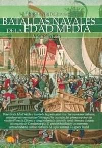 H BATALLAS NAVALES DE LA EDAD MEDIA