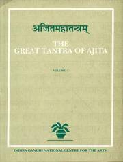 AJITMAHATANTRA: The Great Tantra Of Ajita (5 volume set)