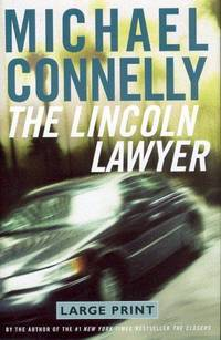 image of The Lincoln Lawyer (Large Print)