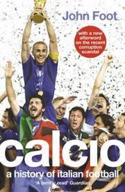 Calcio : A Cultural History of Italian Football