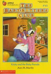 image of Kristy and the Baby Parade (Baby-Sitters Club #45)