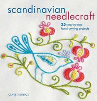 image of Scandinavian Needlecraft: 35 step-by-step hand-sewing projects