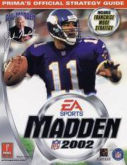 Madden NFL 2002: Official Strategy Guide