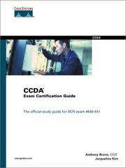 Ccda Exam Certification Guide : The Official Study Guide for Dcn Exam #640-441