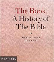 image of The Book: A History of the Bible (DECORATIVES ART)