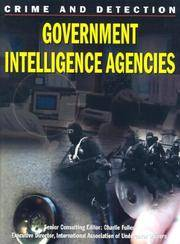 Government Intelligence Agencies (Crime and Detection)
