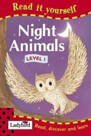 Night Animals Read it Yourself