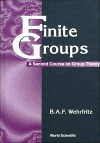 Finite Groups : A Second Course on Group Theory