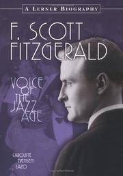 F. SCOTT FITZGERALD : VOICE OF THE JAZZ AGE