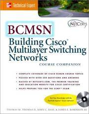 BCMSN: Building Cisco Multilayer Switched Networks