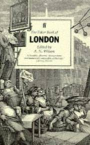 faber book of london