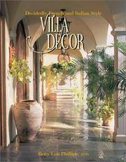 VILLA DECOR : Decidedly French and Italian Style