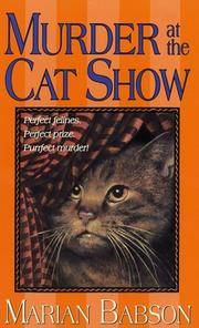 image of Murder at the Cat Show (Perkins & Tate Mysteries)