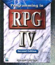 Programming in RPG IV, Second Edition