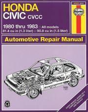 Honda Civic Owners Workshop Manual