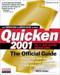Quicken 2001: The Official Guide