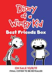image of Diary of a Wimpy Kid - Best Friends Box: Diary of a Wimpy Kid / Diary of an Awesome Friendly Kid