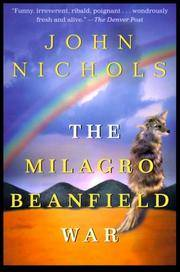 image of The Milagro Beanfield War: A Novel