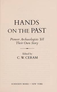 Hands On the Past