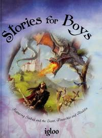 Stories For Boys : (3 In 1 Treasuries)