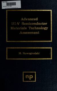 Advanced Iii-V Semiconductor Materials Technology Assessment