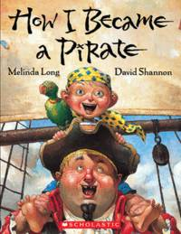 *Signed* How I Became a Pirate (1st)