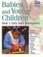 Babies and Young Children: Early Years Development