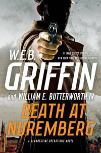 Death at Nuremberg (A Clandestine Operations Novel)