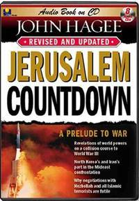 image of Jerusalem Countdown: A Prelude to War-Revised and Updated Unabridged Audio Book-Prophecy-Iran-Israel-North Korea-Russia-ISIS-China-Islamic Terrorists ... Ready Bible Study-The Return of Christ
