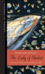 image of The Lady of Shalott (Visions in Poetry)