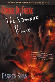 Vampire Prince,The